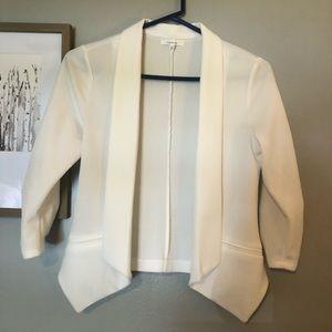 White Maurice's Blazer